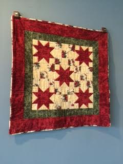 Christmas Quilt in Quilt Show