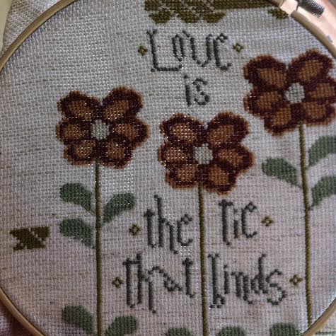 Cross stitch Picture